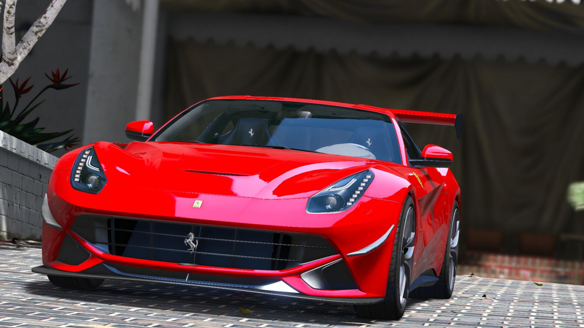 Nfs Rivals Cars Wallpaper 2013 Ferrari F12 Berlinetta Gta5 Mods Com