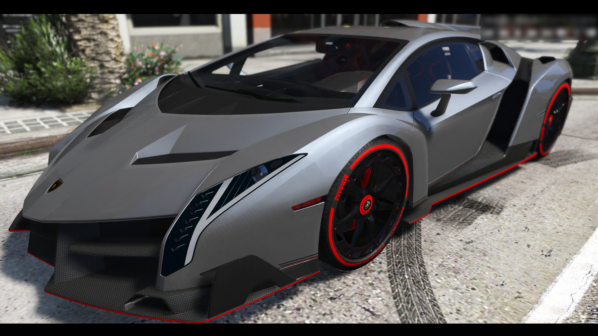 Pegassi Zentorno Wallpaper Car 2013 Lamborghini Veneno Hq Add On Dials Gta5 Mods Com