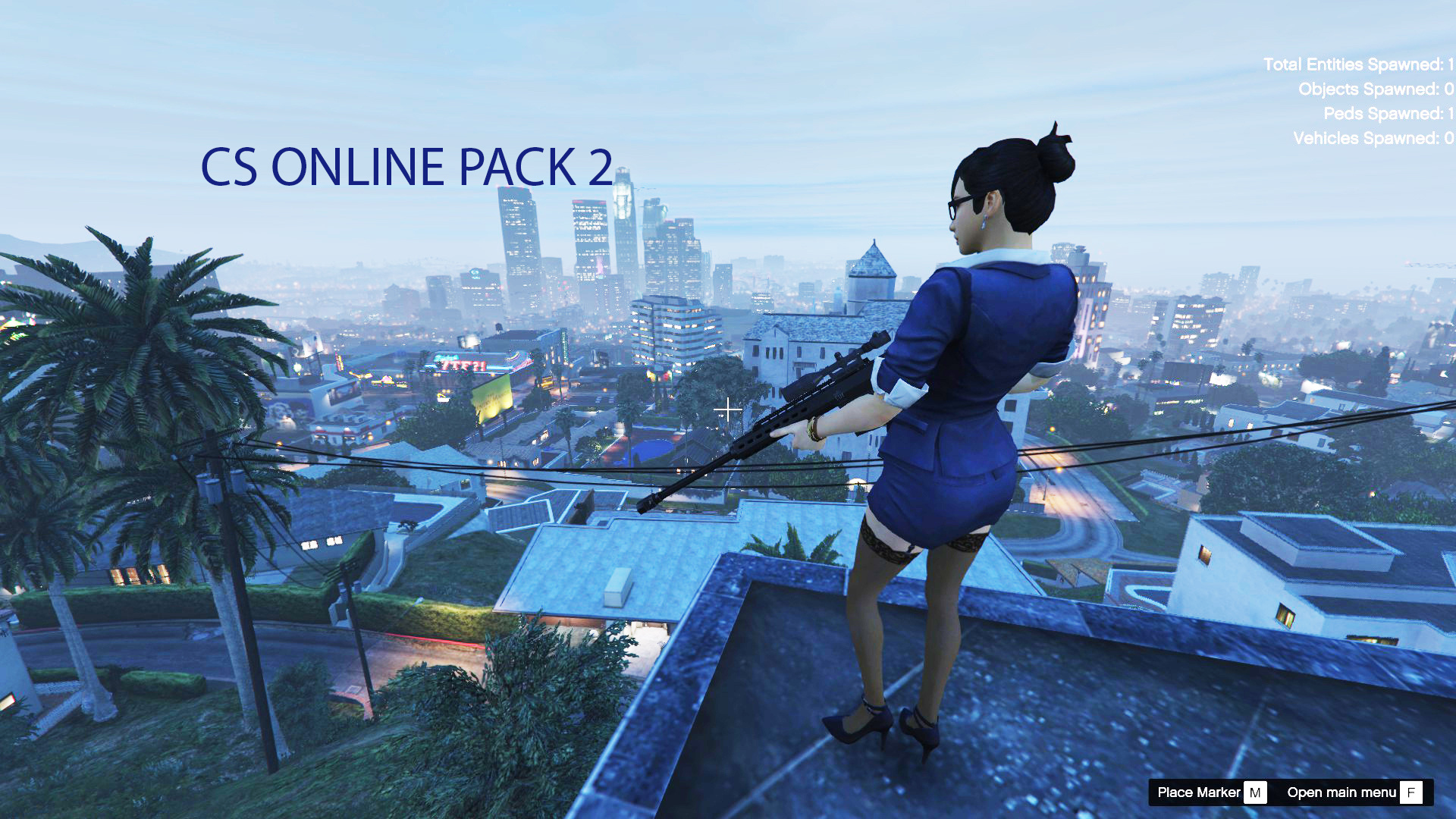 Online Pack Cs Online Pack 2 Being Remade Facial And More Gta5 Mods