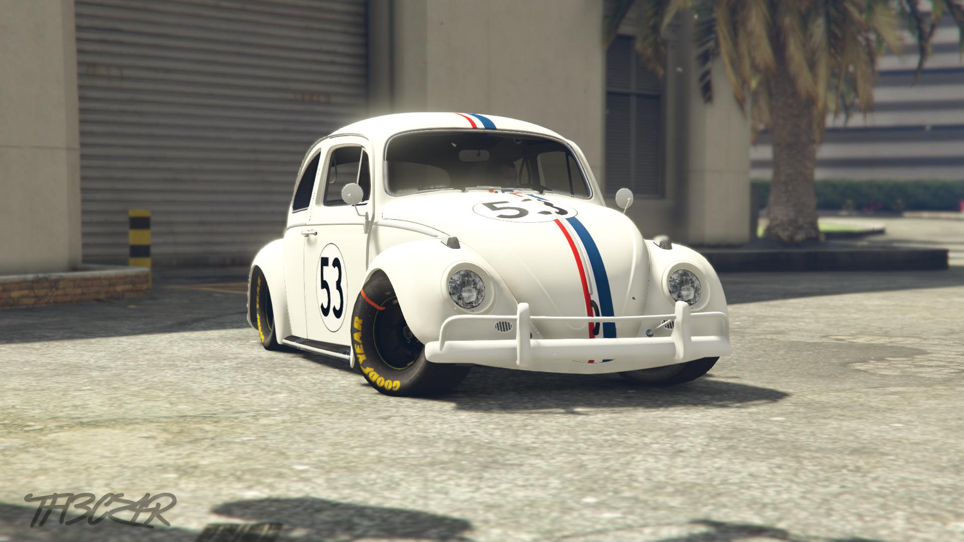 Remote Control Car Wallpaper Herbie Fully Loaded Gta5 Mods Com