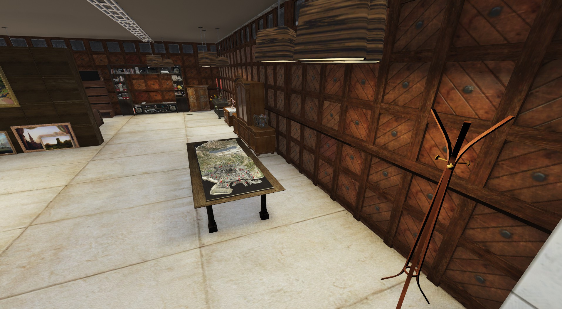Gta Office Furniture Small Office Gta5 Mods