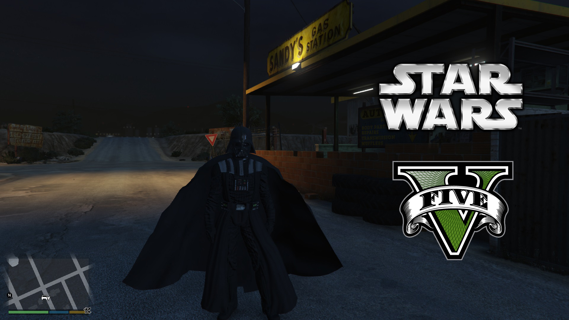 Darth Vader Wallpaper Hd Star Wars Darth Vader Ped Gta5 Mods Com