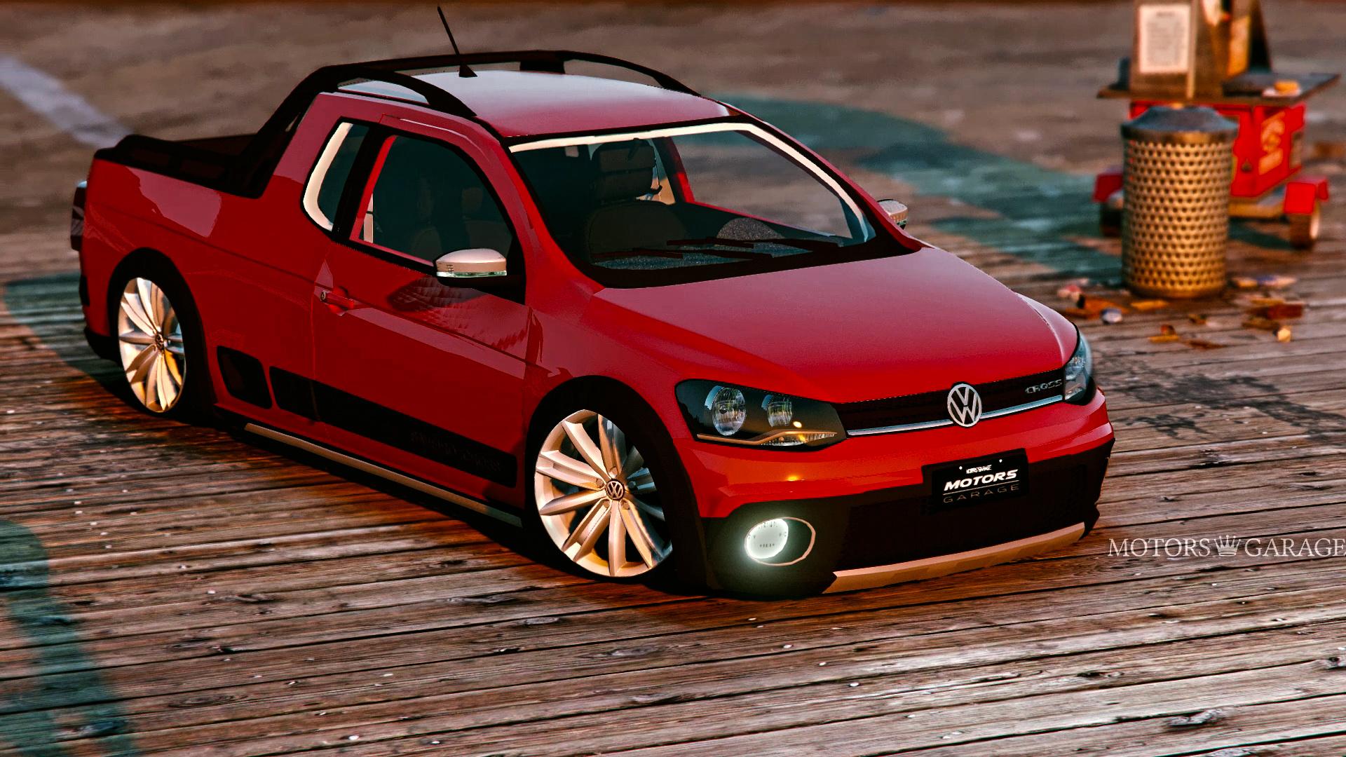Gta San Andreas Wallpaper Hd Volkswagen Saveiro G6 Cross Gta5 Mods Com
