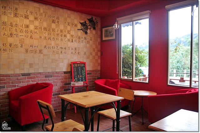 14.紅色咖啡館