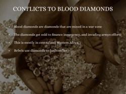 Small Of What Are Blood Diamonds