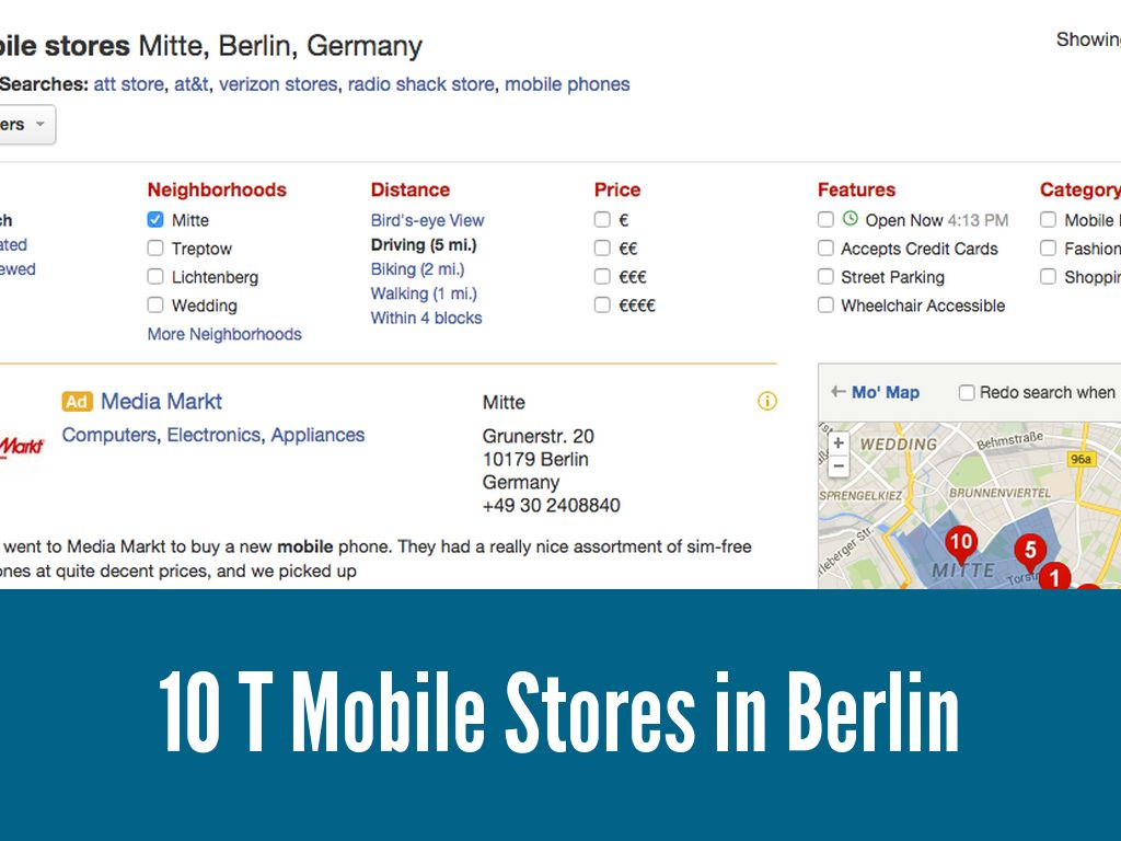 T Mobile Shop Berlin Berlin Phone Text And Data By Doreen Maloney