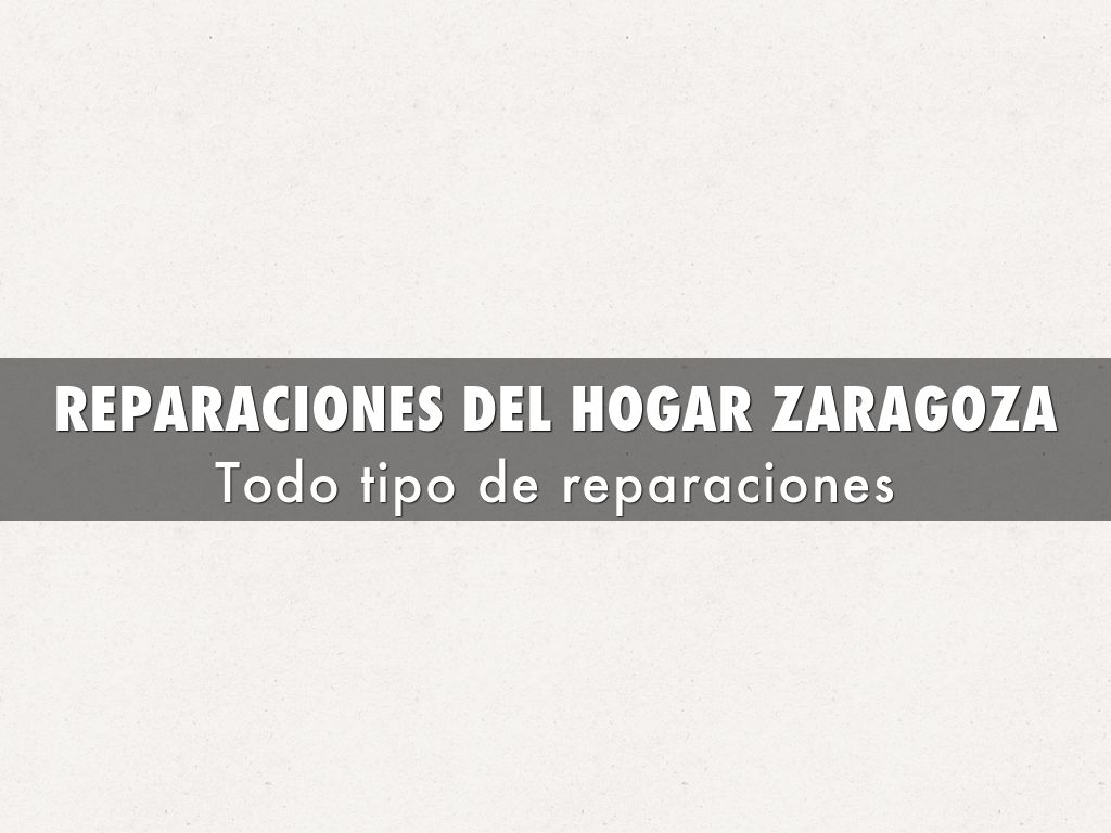 Reparaciones Del Hogar Haiku Deck Gallery Business Presentations And Templates