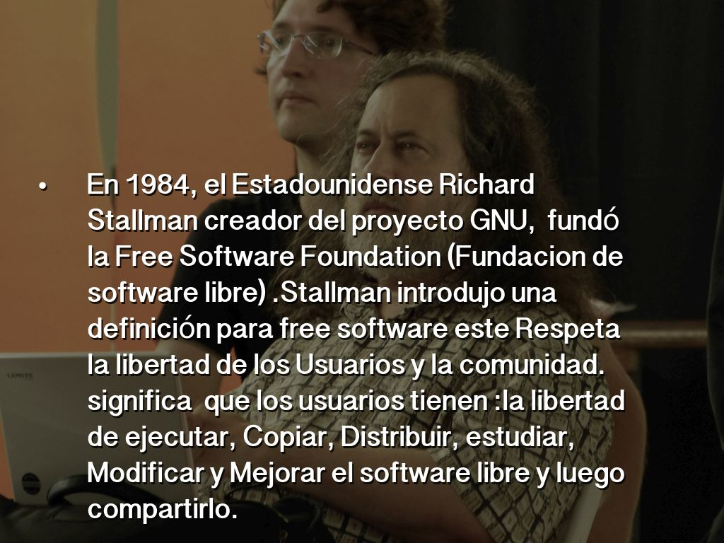 Licencias De Software Libre Software Libre By Matileonmer