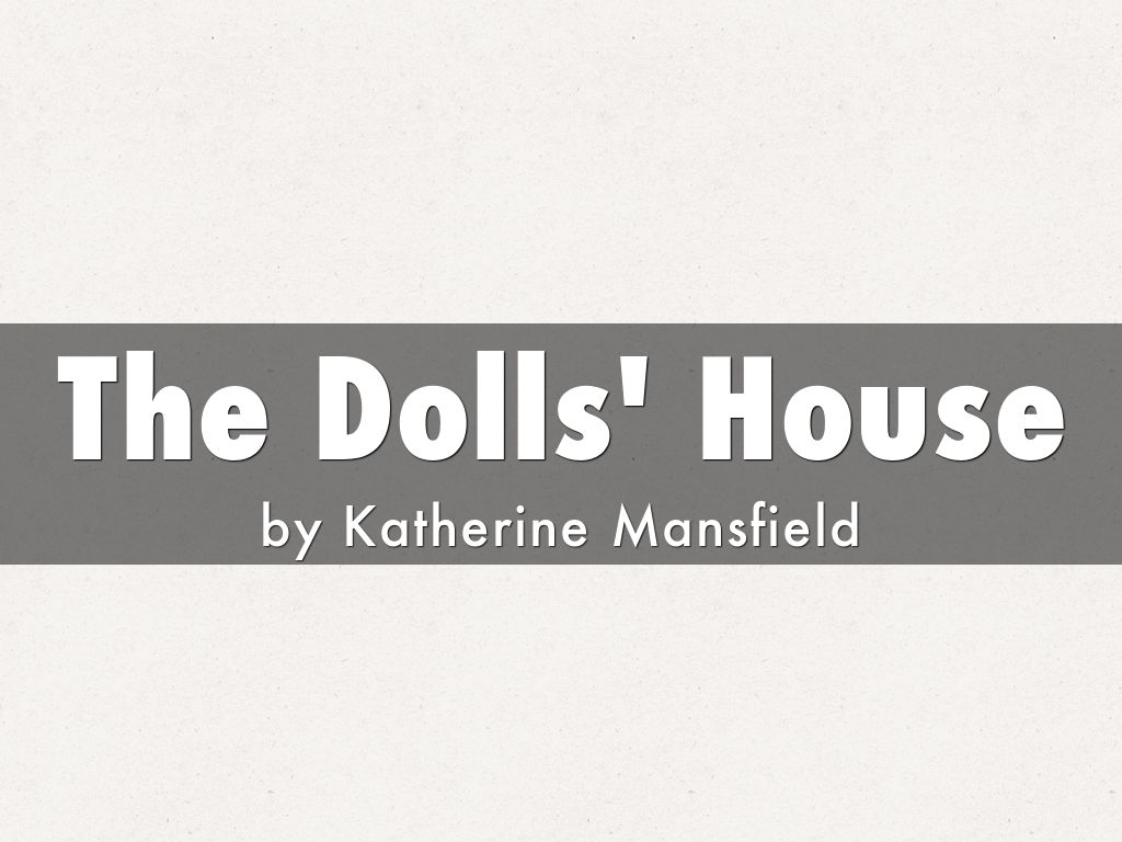 The Dolls House The Dolls 39 House By Vasantpatwardhan97