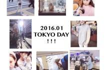 [穿搭]東京一月與友達的旅行,COLOR 4讓我保暖又美麗登場!