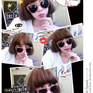 [頭髮]又到Genic變髮,成為韓國網拍妞的俏皮瀏海短髮!!!