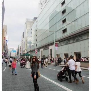 [旅遊]Day 5.日本銀座貴婦下午茶之旅