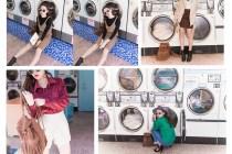 [穿搭]洗衣店的一天,La Mocha就是韓國的流行指標!!!