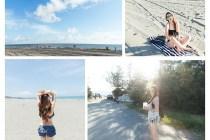 [穿搭]炙熱的夏日豔陽,GUMZZI讓我漫遊沙灘上!!!