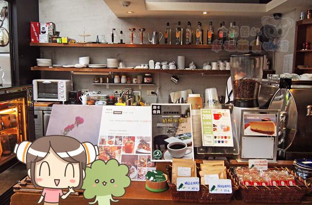 【台北】庫卡咖啡 KOOKA COFFEE.崇尚地球綠色環保的無肉咖啡店