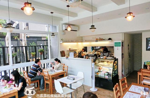 【台北】鄉村風餐廳咖啡館.北投「田園蔬集」(改為奇岩棧