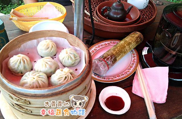 【台北】貓空寒舍茶坊,這是一篇亂泡茶的食記