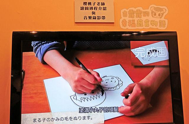 150907櫻桃小丸子學園祭25週年特展054