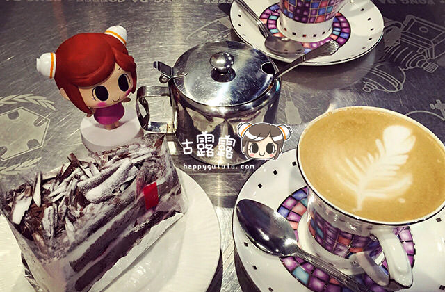 【台北】蜂大咖啡.西門町老字號咖啡館(葷素/純圖