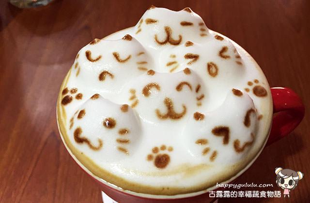[桃園] 貓鼻子複合式咖啡餐飲.3D立體拉花|平日不限時 有wifi 插座 (影音