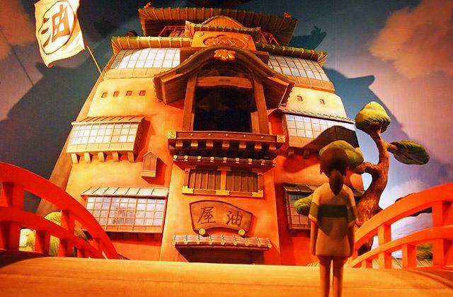 【展覽】吉卜力的動畫世界特展|華山文創園區