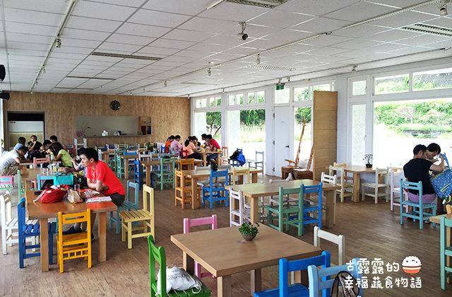 [新北] 白日夢Tea & Café 做個白日夢也要跑那麼遠|石門