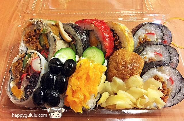 [新北] 梅喜屋日式料理 小吃|壽司 味噌湯 關東煮|永和 樂華夜市