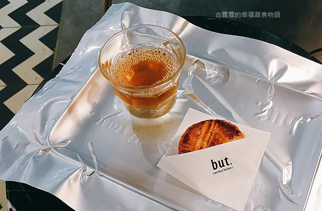 [台北] But. we love butter|時髦甜點 超夯奶油餅乾|隱身英式西服店