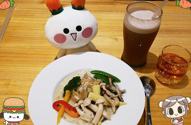 [台北] YAYA Mombo 鴨鴨漫步|私房無肉蔬食料理 士林夜市