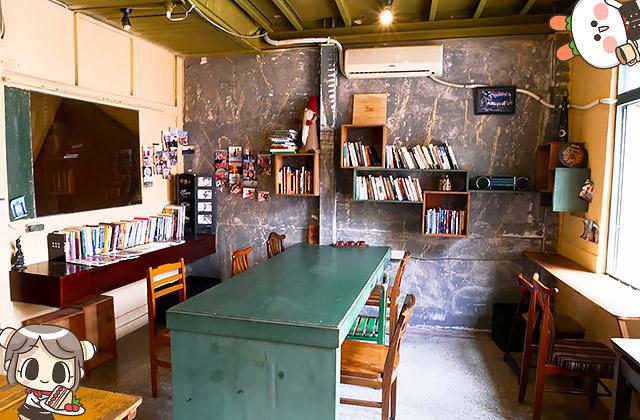[台北] SteepStairs樓梯好陡咖啡館|大稻埕老屋咖啡|療癒萌店狗