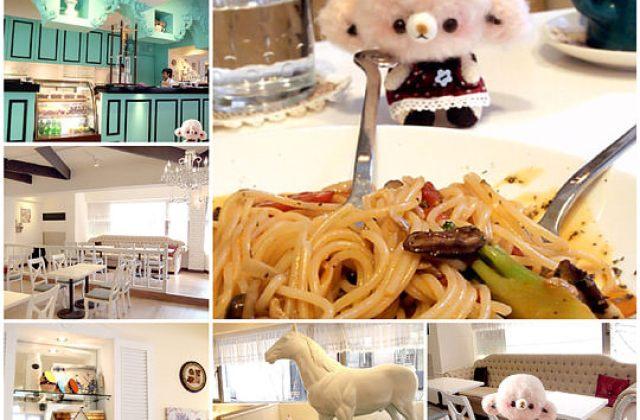 【台北】西門町 oyami cafe 準備好你的相機!然後…(葷素