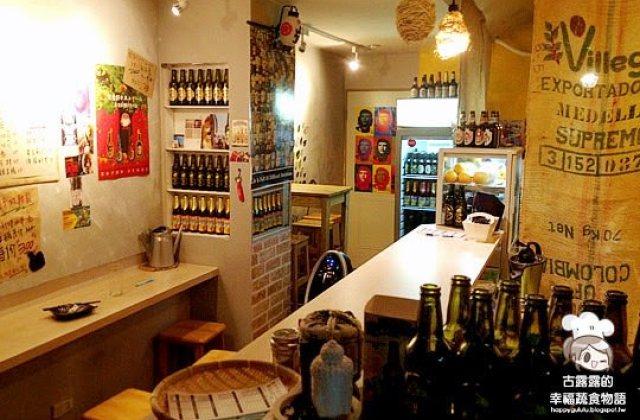 【台北】深夜食堂「草串小酒館 cao chuan」不一樣的燒烤店(已歇業