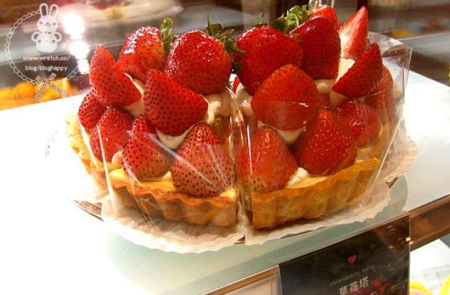 【台北】阪急〔Arrow Tree 亞羅珠麗〕日本自由之丘人氣甜點(葷素/已歇業