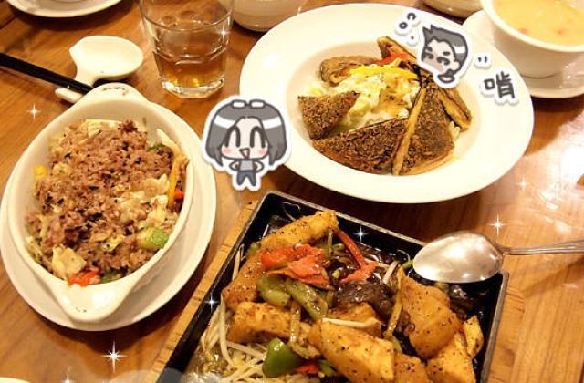 【台北】今天就前往!超人氣蔬食一吃愛上「浣花草堂」(南京店歇業