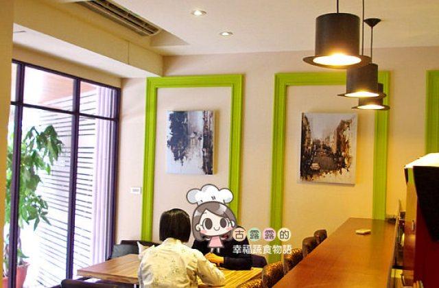【台北】little cafe 莉朵咖啡.今天的菜單是…(已歇業