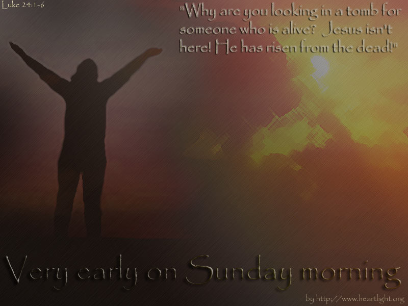resurrection powerpoint background