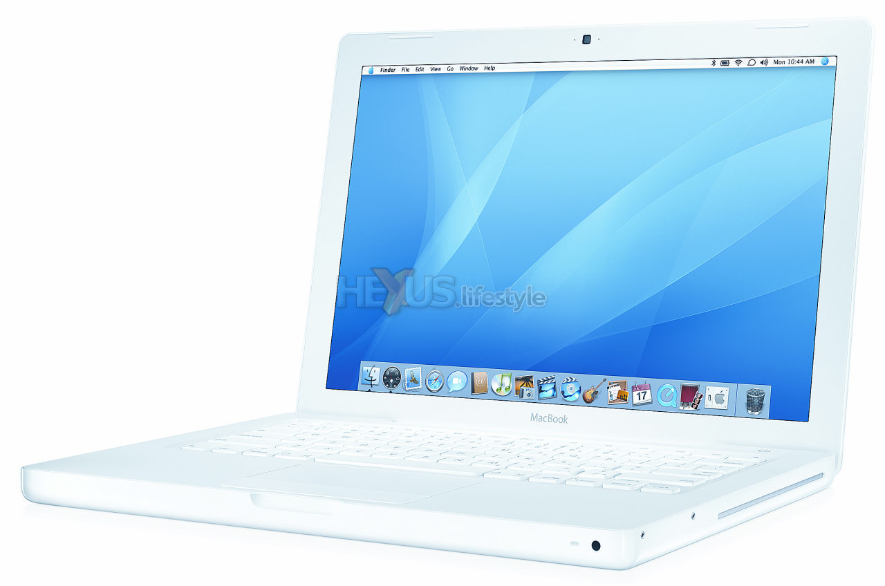 Apple Laptop Apple Intros Hotly Awaited Small Screen Intel Powered Mac