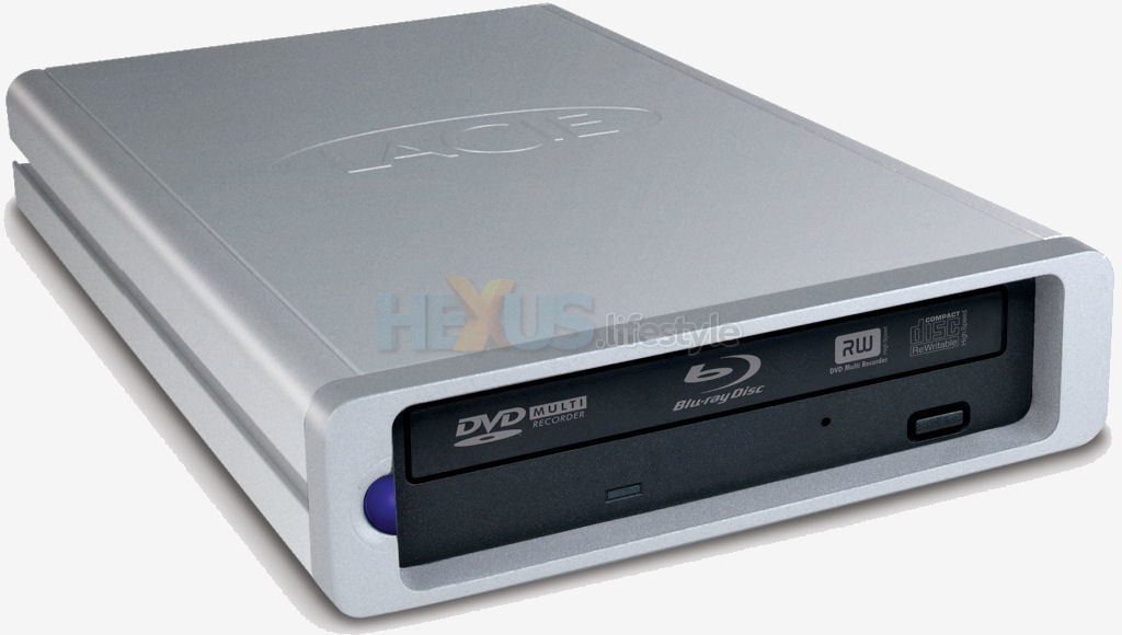 Lacie39s New External Blu Ray Disc Burner Can39t Play Bd