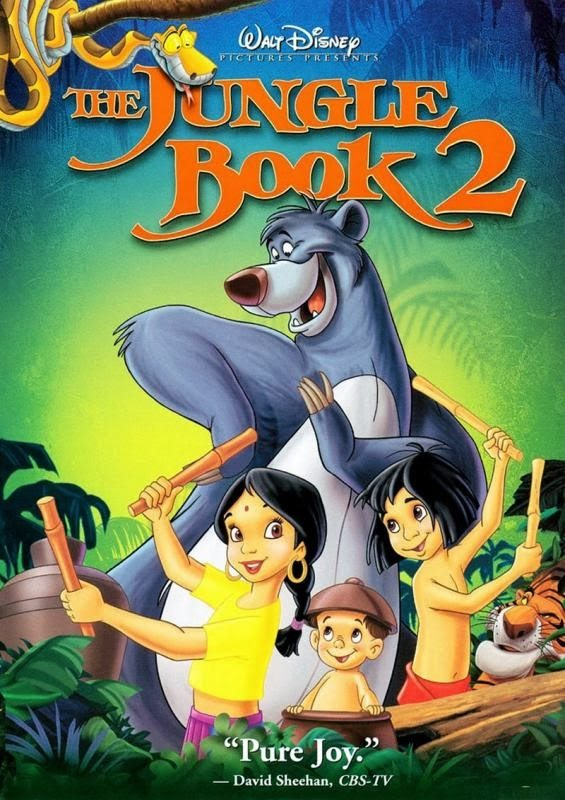Bilder Poster Online The Jungle Book 2 (2003) (in Hindi) Full Movie Watch