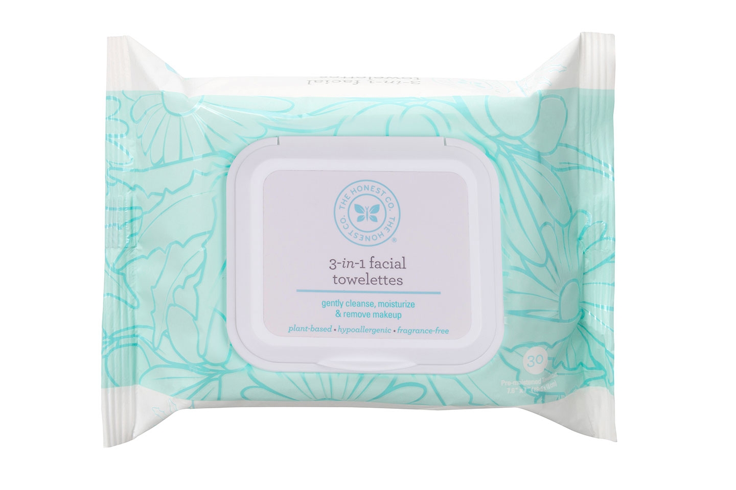 Infant Baby Rash On Face Face Wipes 3 In 1 Facial Towelettes The Honest Company