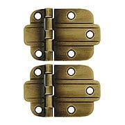Butterfly Hinges | Surface Mount Cabinet Hinges | House of ...