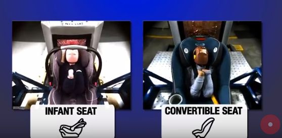 Baby Capsule Convertible Car Seat New Report Recommends Babies Switch To Convertible Car Seats