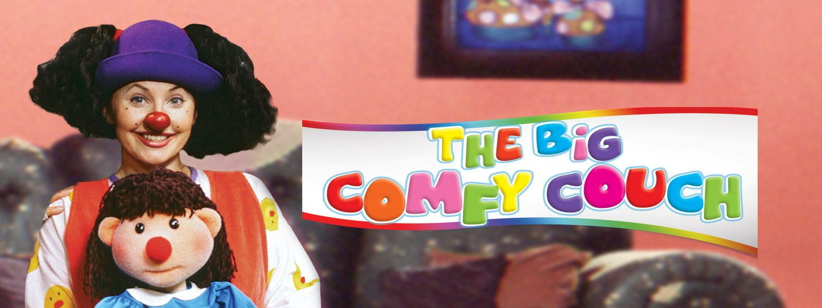 Big Couch Clown Here S What Loonette The Clown From The Big Comfy Couch