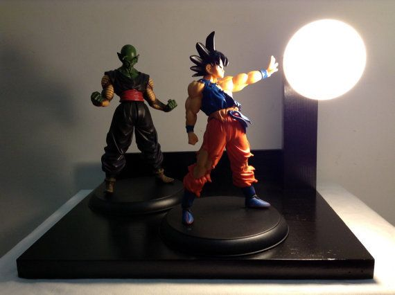 Dragon Lamps For Sale These Dragon Ball Z Lamps Have The Internet Freaking Out