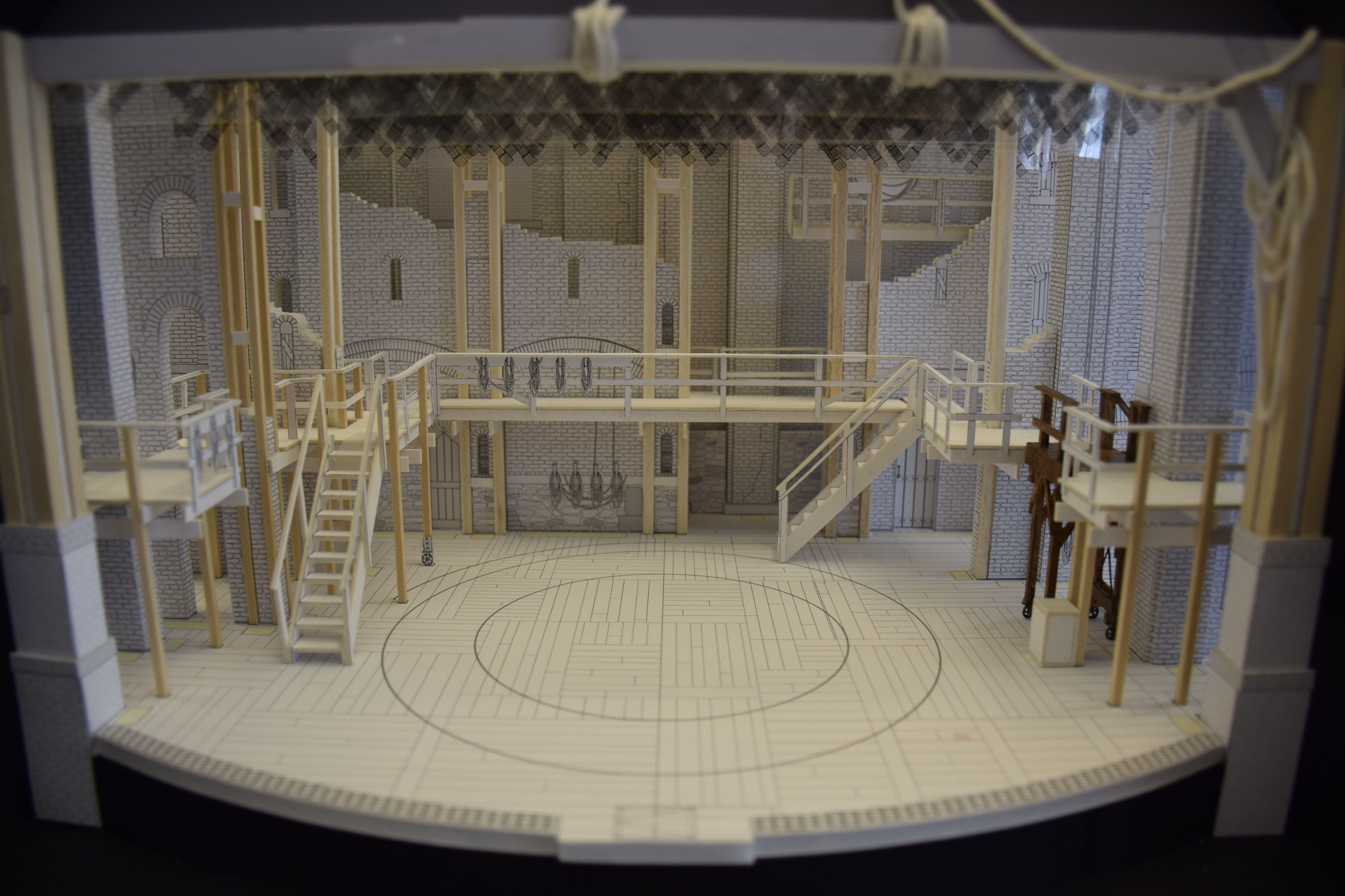 Step Inside The World Of 39hamilton39 A Spectacular Stage