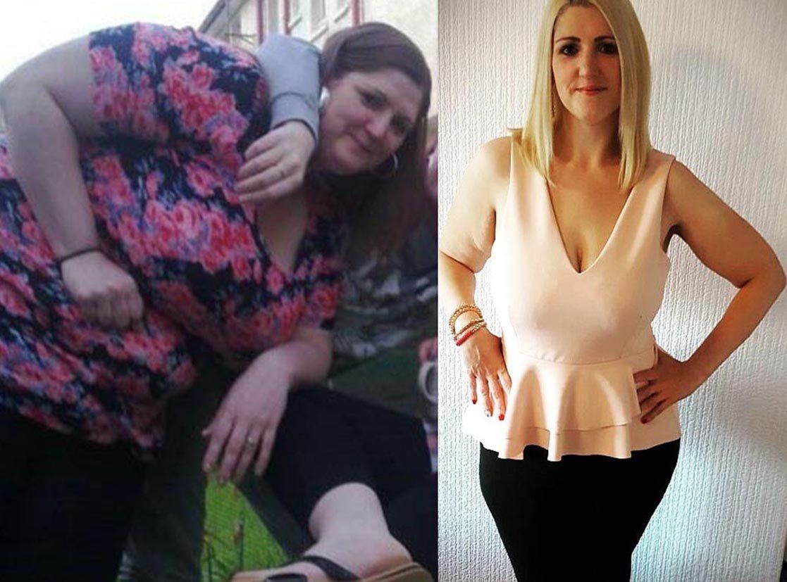Baby Pushchair Near Me 20 Stone Woman Loses Half Her Body Weight In Months By