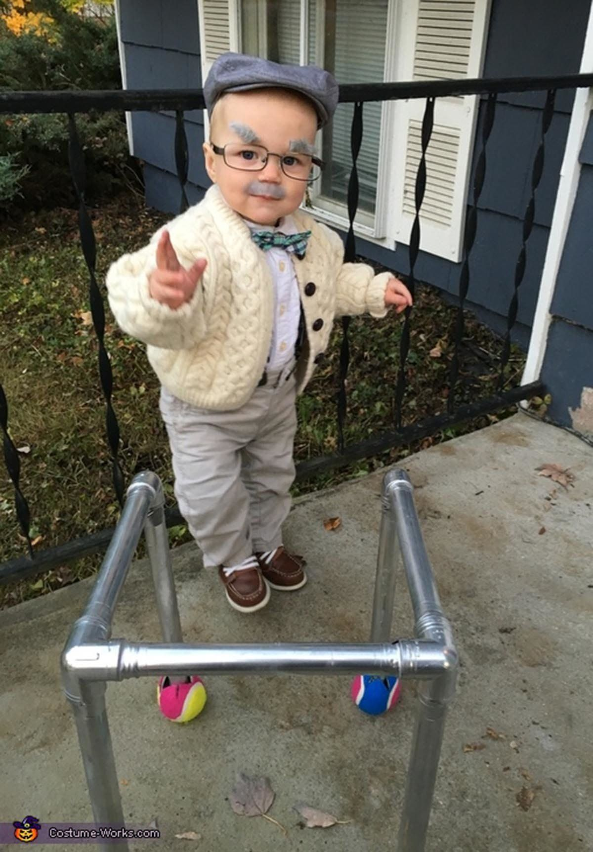 Baby Einstein 3 Meses Just 20 Photos Of Kids Dressed As Old People 'cause It's