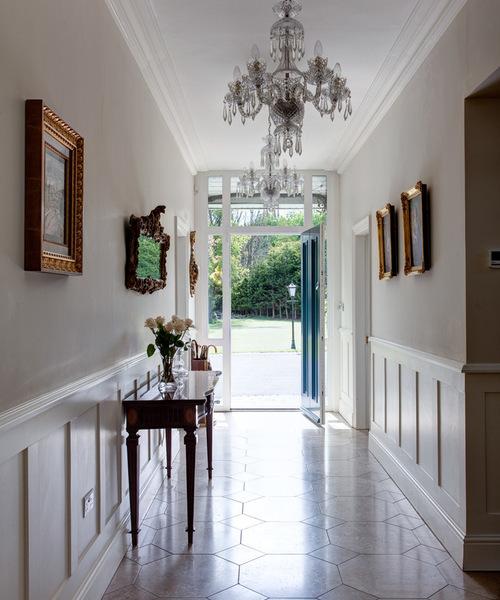 Entry10 10 Design Tips To Brighten A Dark Hallway Huffpost