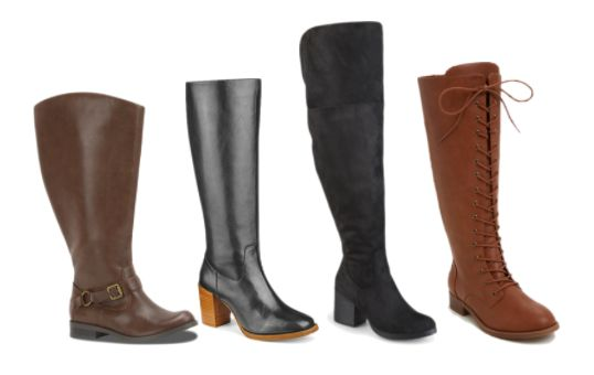 16 Knee High Boots For Bigger Legs Huffpost Canada