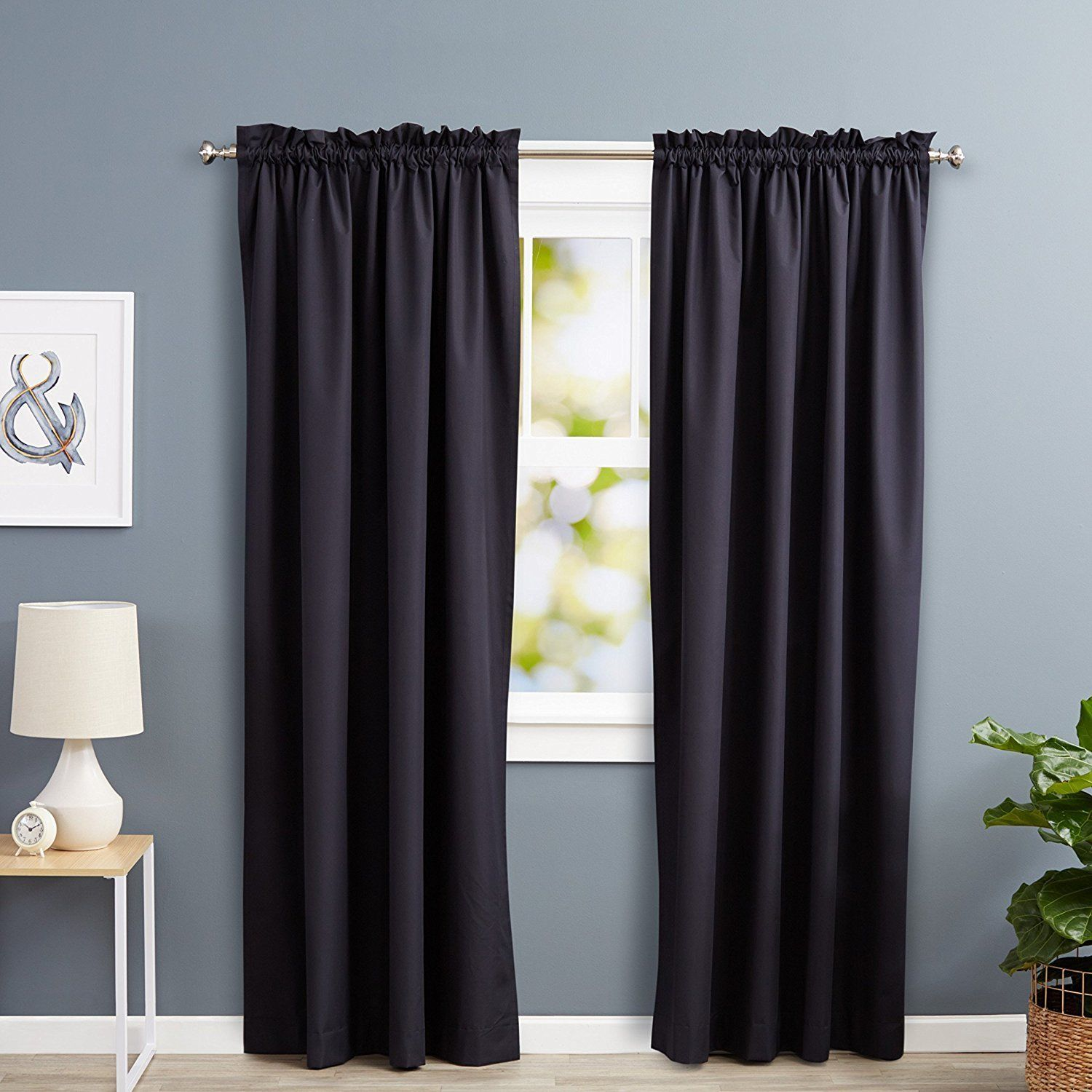 Grey Thermal Curtains 7 Of The Best Blackout Curtains On Amazon According To Reviewers
